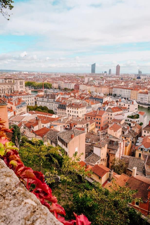 viewpoint of Lyon