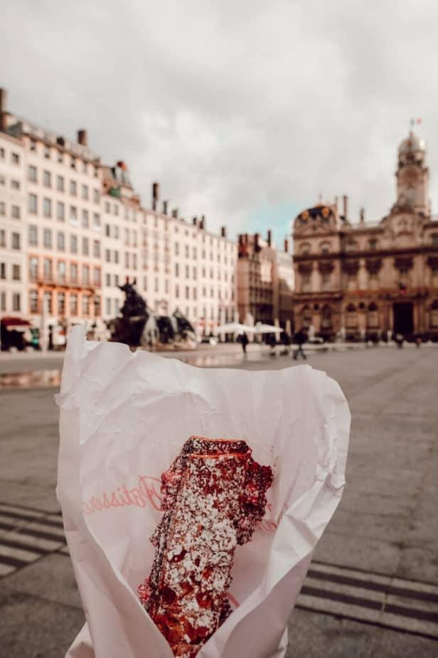 Boulangerie Du Palais pastry