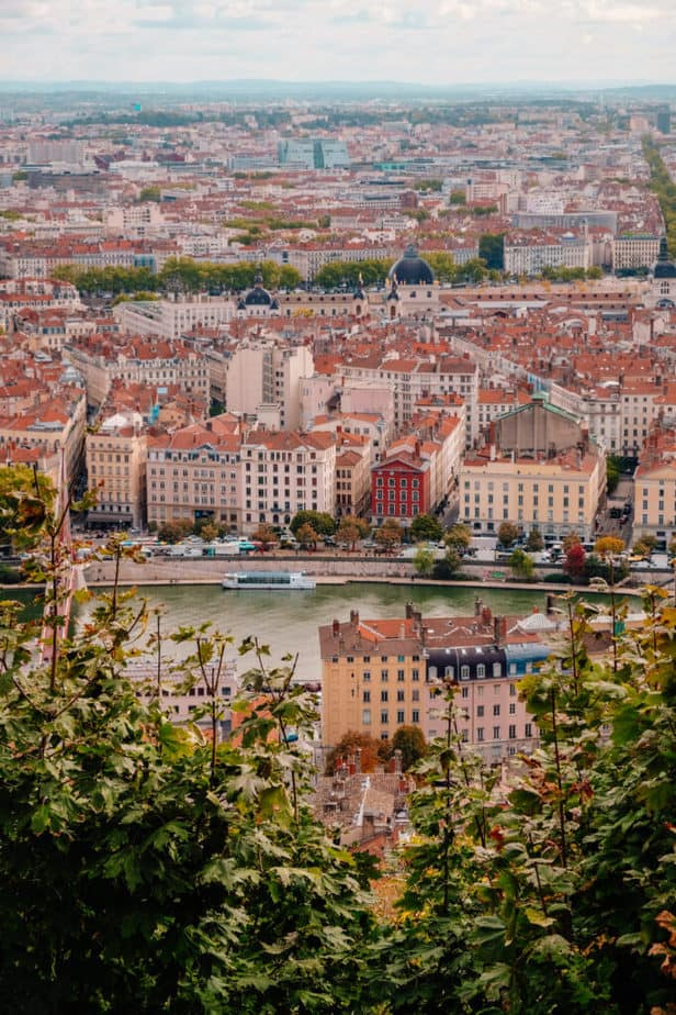 Fourviere Viewpoint