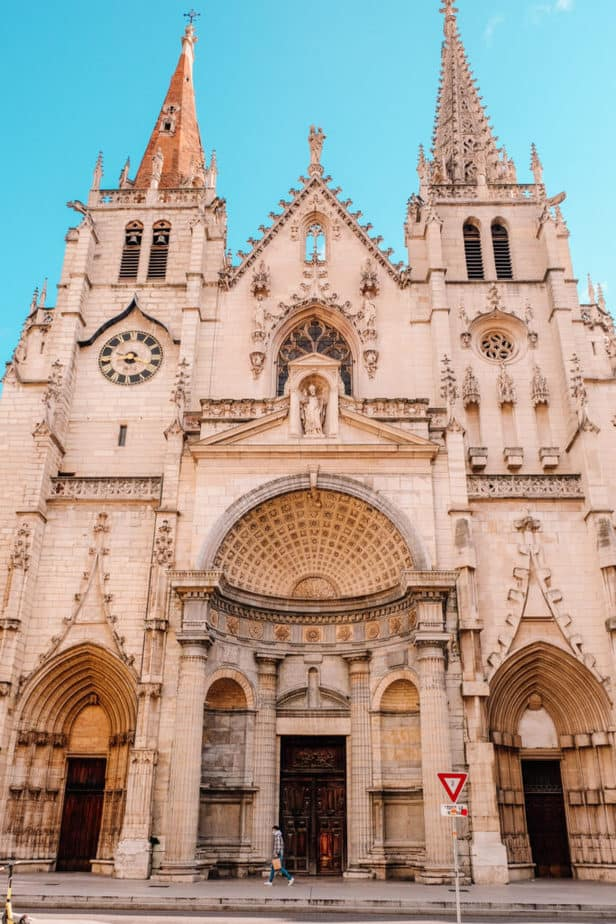 Church of Saint-Nizier of Lyon