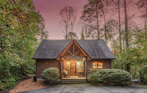 Georgia USA cabin for rent Airbnb
