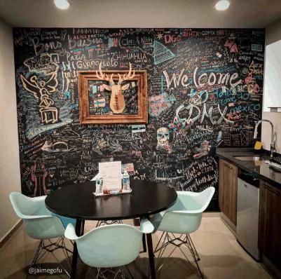 Beautiful mexico city apartment rental