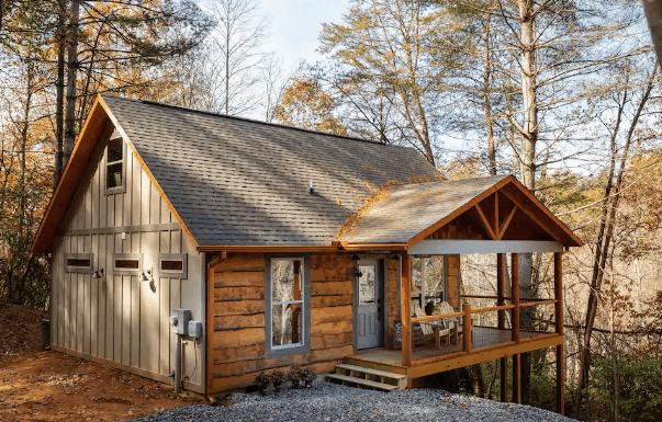 cabin rentals in blue ridge