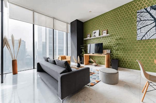 High rise apartment rental airbnb