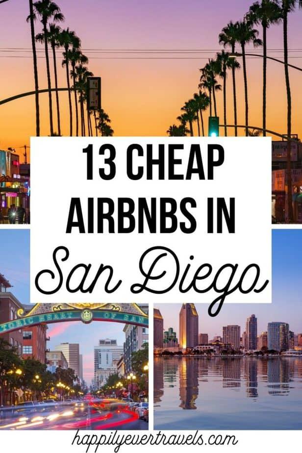 Cheap Airbnbs In San Diego