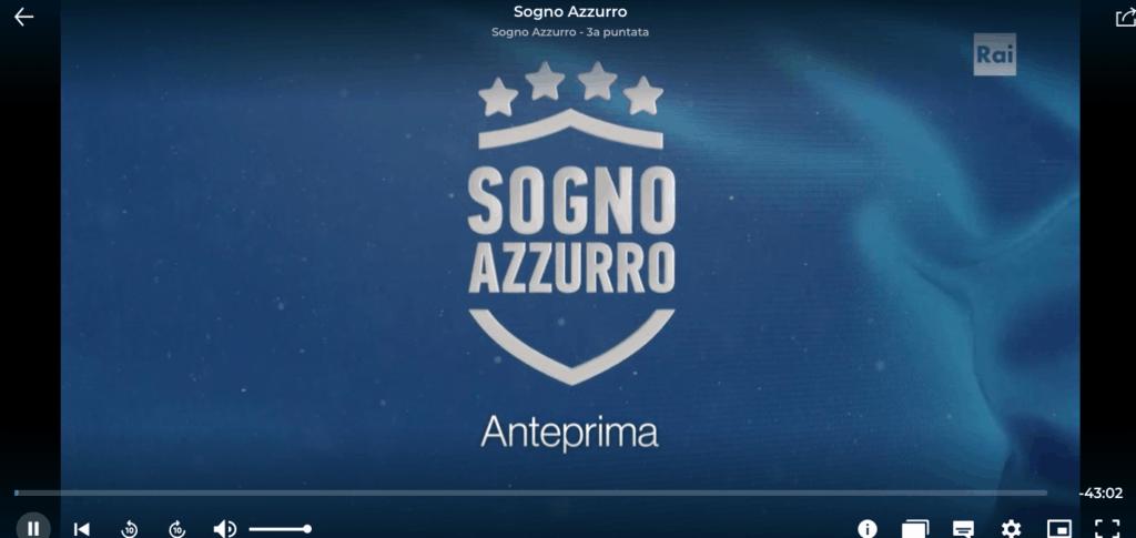 Italian TV Show Abroad